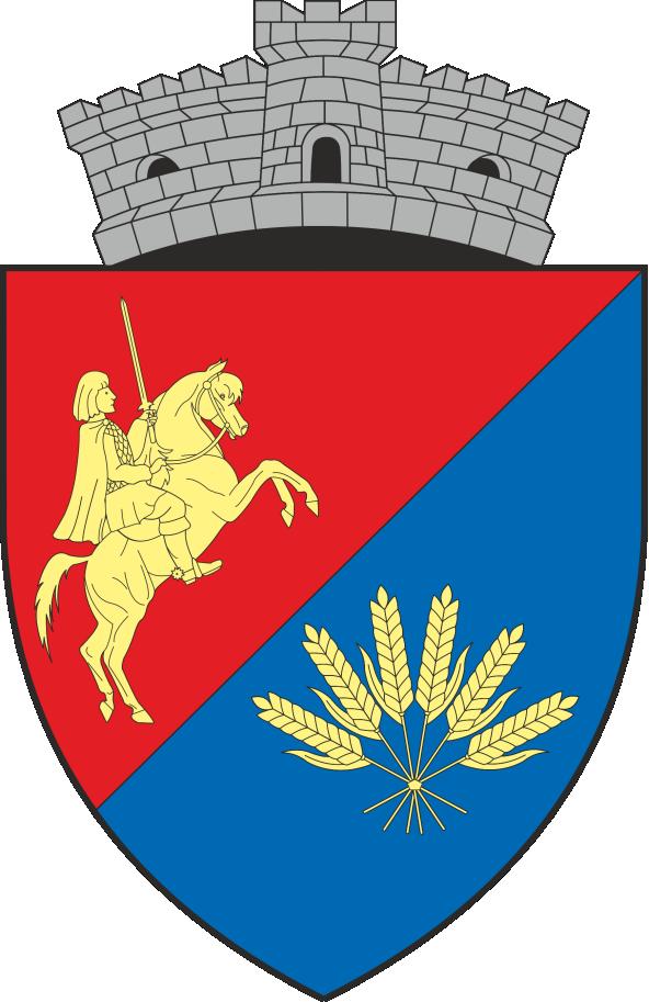 Stema comunei Păuleşti